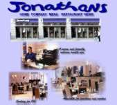 Gorgeous food at Jonathans - new outlets opening soon